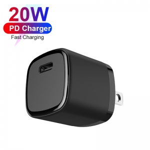 20W Charger Mobile Phone USB-C Charger for iPhone 12 Mini Pro Max